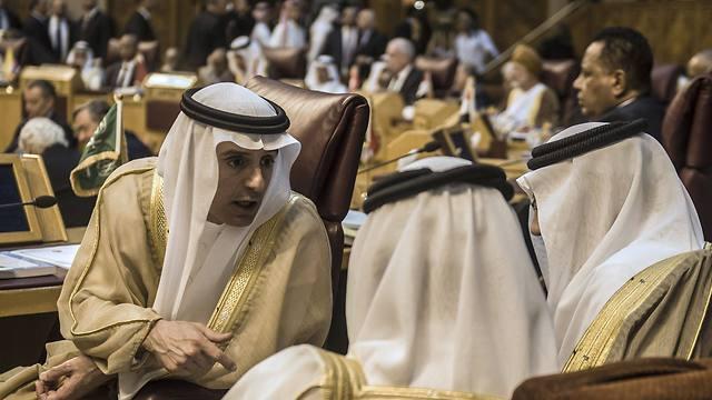 Arab League (Photo: AFP) (Photo: AFP)