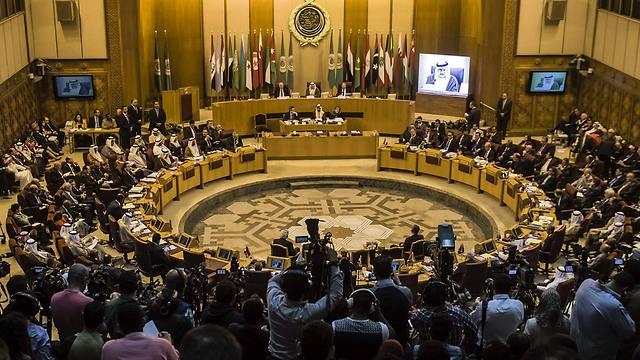 The Arab League (Photo: AFP) (Photo: AFP)