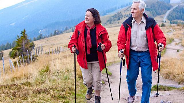 בכל גיל. מונעת מחלות (צילום:shutterstock)
