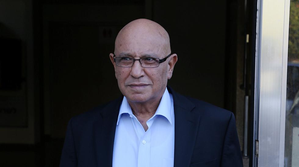 Former Mossad chief Meir Dagan (Photo: Shaul Golan)