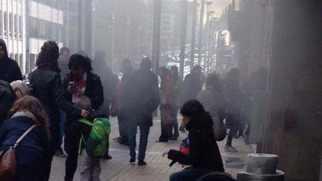 Brussels metro bombing