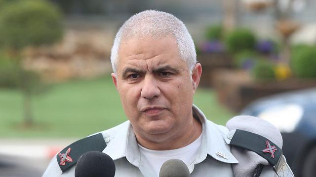 "Brig. Gen. Moti Almoz. ""This is not the IDF culture."" (Photo: Motti Kimchi)"