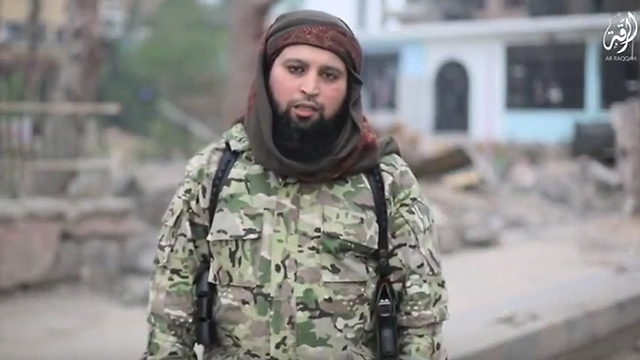 Belgian ISIS soldier