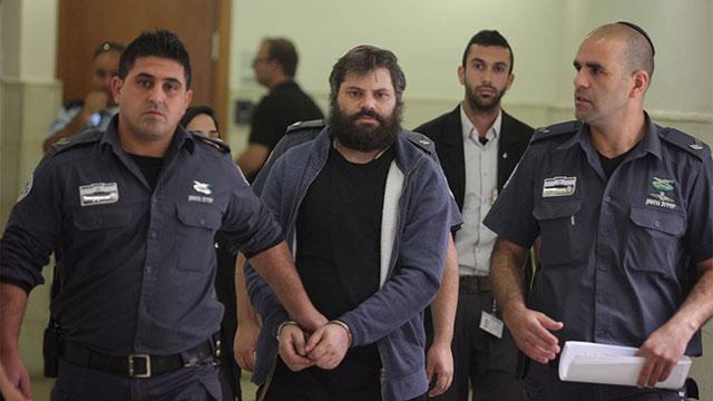 Israeli terrorist sentenced