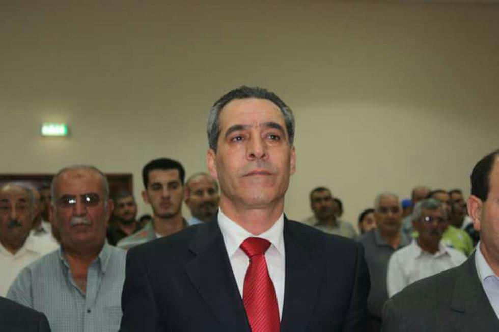 Civil Affairs Minister Hussein al-Sheikh