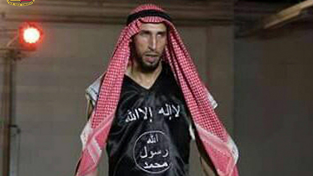 Abderrahim Moutahrrick, ISIS member (Photo: EPA):