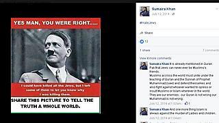 אנטישמיות ברשת