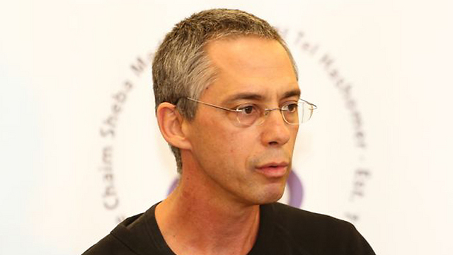 Gilad Sharon. 'I care about what happens in the country and I want to make a difference' (Photo: Ofer Amram)