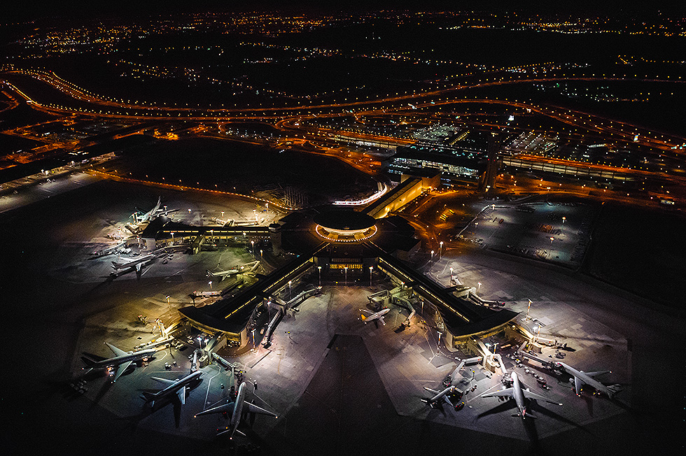 Ben Gurion International Airport (Photo: Israel Berdugo)