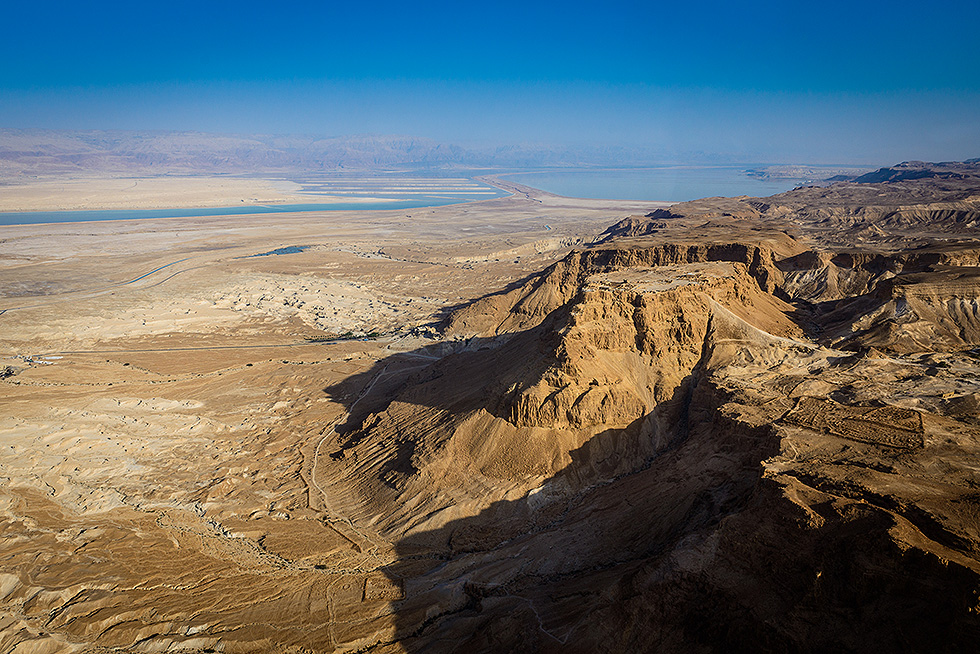 Masada (Photo: Israel Berdugo)