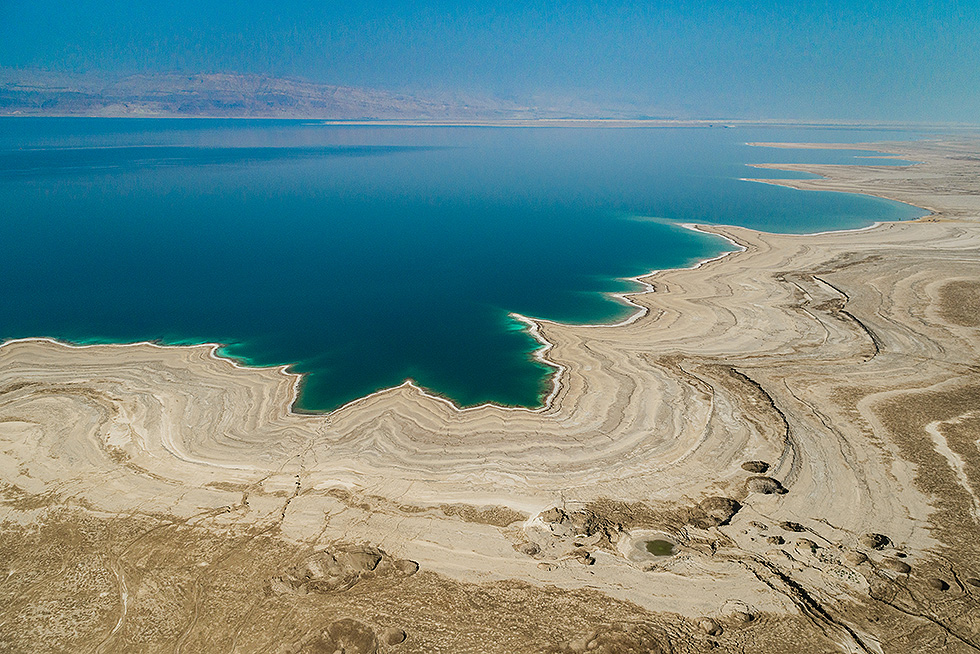 The Dead Sea (Photo: Israel Berdugo)