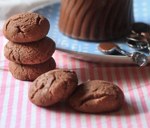 ומה לגבי עוגיות נוטלה מ-3 מרכיבים? לחצו על התמונה כדי לעבור למתכון (צילום: אורלי חרמש)