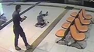 צפו: הלינץ' בבאר שבע בעיני המצלמה