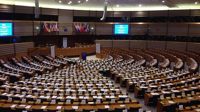 European Parliament (Photo: Michael Zeff/TPS)