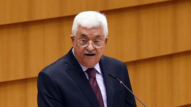 Palestinian Authority leader Mahmoud Abbas (Photo: AFP) (Photo: AFP)