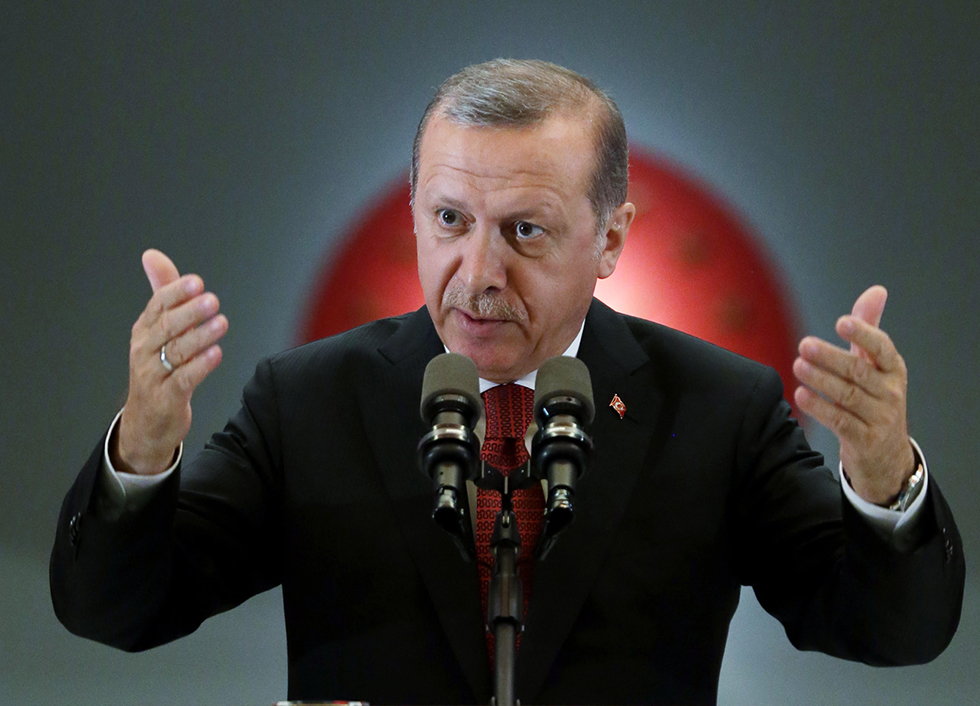 Turkish President Erdogan (Photo: AP)