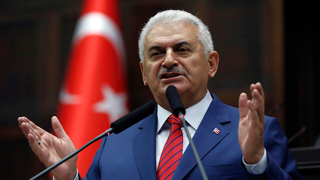 Turkish Prime Minister Binali Yıldırım (Photo: AP)