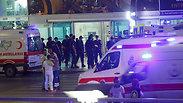 המתקפה באטאטורק: פיגוע בגשר האווירי המחבר יבשות