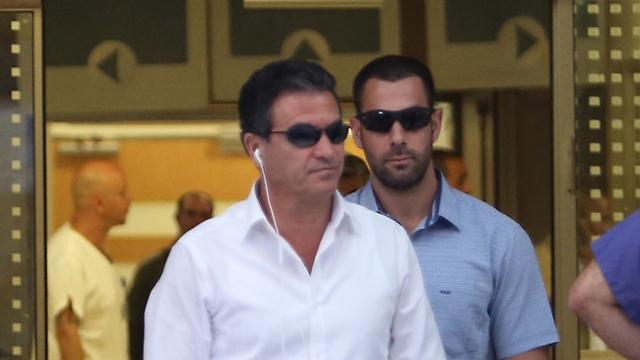 Yossi Cohen (Photo: Gil Yohanan) (Photo: Gil Yohanan)