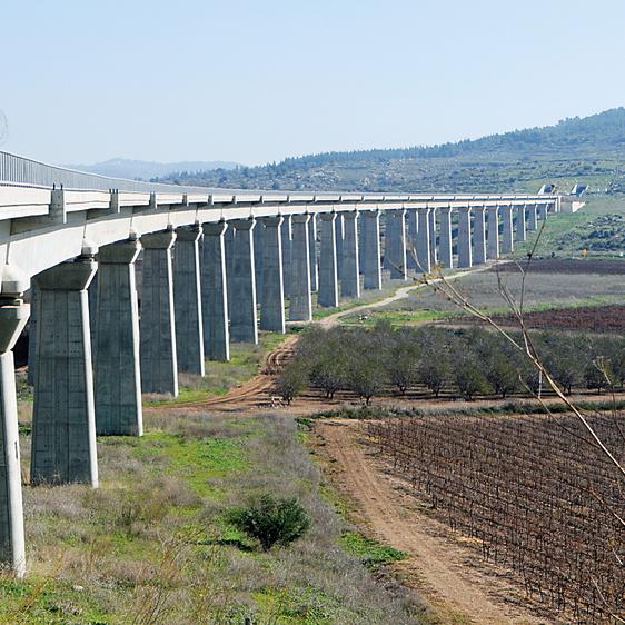 Bridge 6 (Photo: Sasson Tiram)