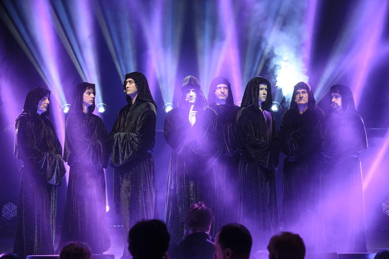 """גרגוריאן. קולות שמימיים ולבוש נזירי (צילום: יח""""צ)"""