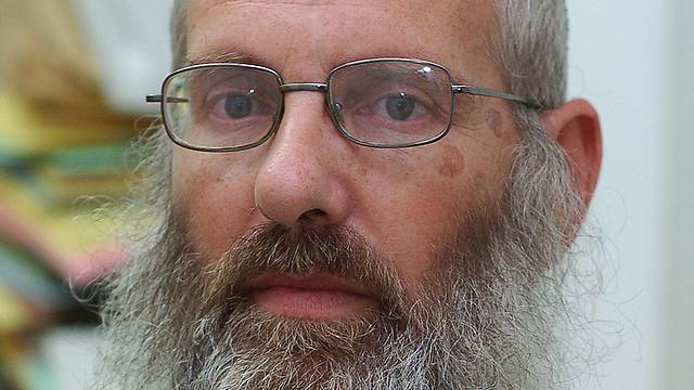 Rabbi Eyal Karim. Represents the majority opinion, or at least the Orthodox majority opinion in Israel (Photo: Bamahane)