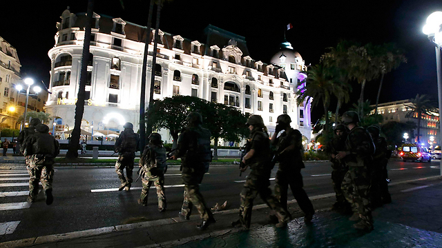 Terror attack in Nice (Photo: Reuters)