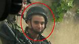 אלאור אזריה לאחר הירי