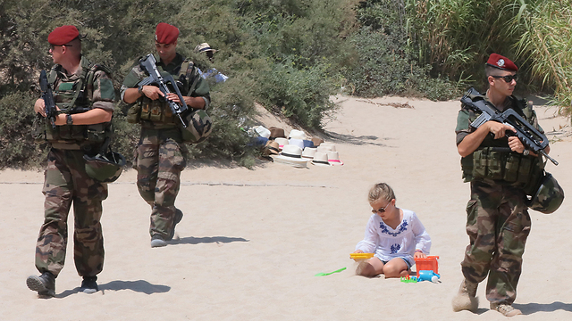 Is this the new European normal? (Photo: MCT)