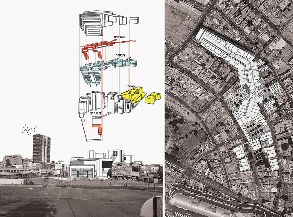 צילום: בית ספר לארכיטקטורה אוניברסיטת אריאל, קובי בוזין
