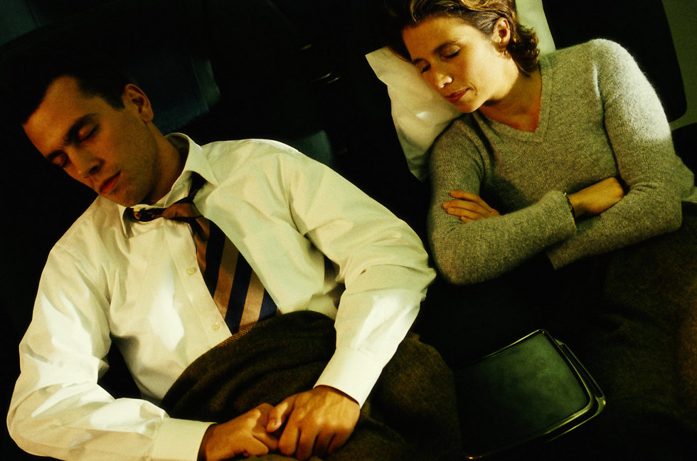 חיכו במטוס עד בוש - אילוסטרציה (צילום: index open)