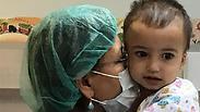 הצל ליבו של ילד