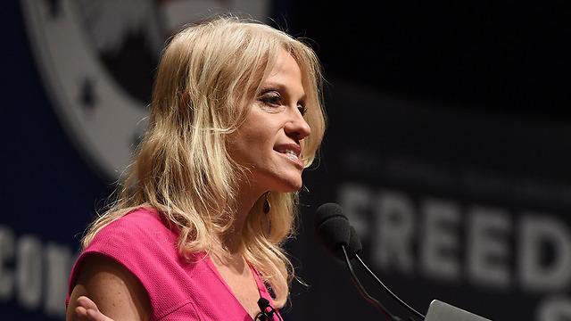 הסוקרת מונתה למנהלת החדשה של הקמפיין. קליטן קונוויי (צילום: AP)
