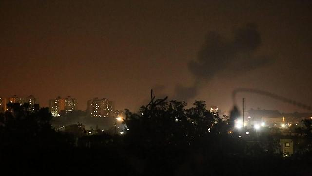 IDF continues to retaliate in Gaza for rocket fire into Israel