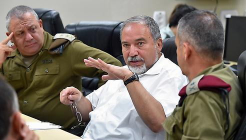 Photo: Ariel Harmani, Ministry of Defense