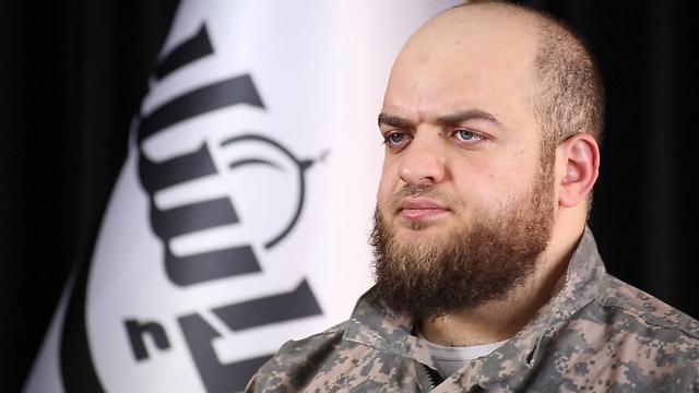 Former Jaysh al-Islam spokesman Islam Aloush