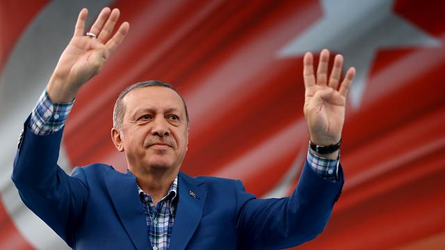Recep Tayyip Erdoğan (Photo: AFP) (Photo: AFP)