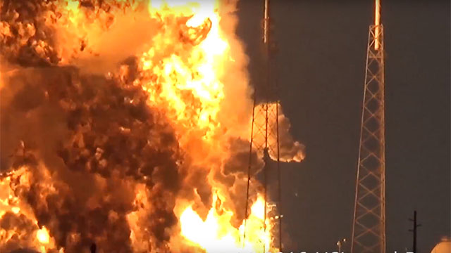 Florida explosion (Photo: EPA)