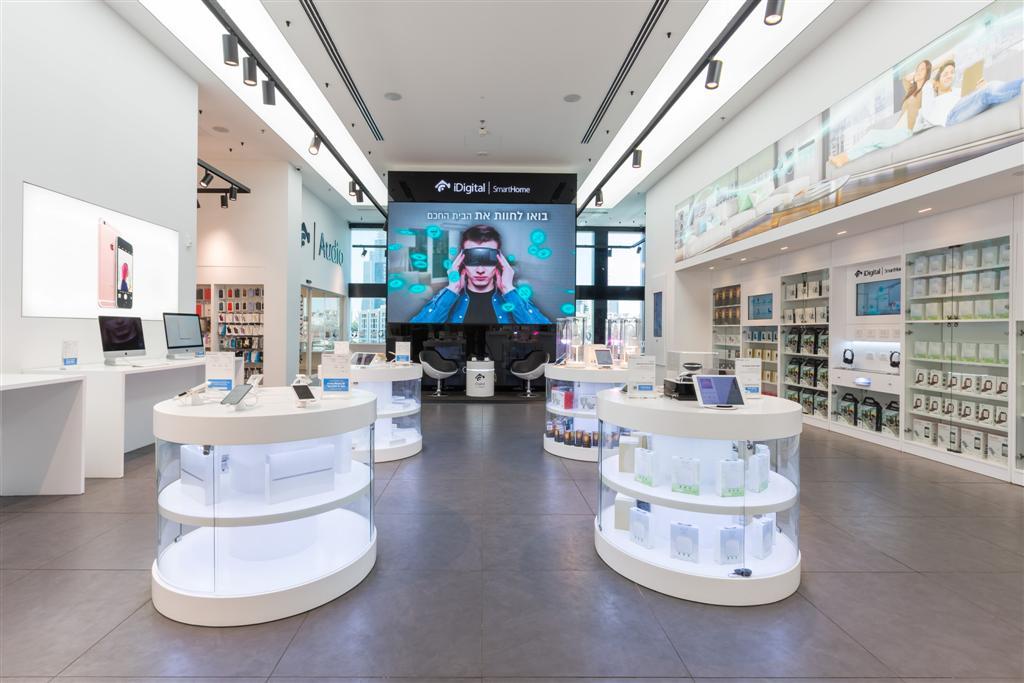 החנות החדשה (צילום: שוקה כהן)