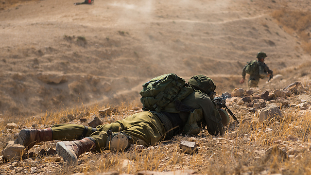 Photo: IDF Spokesperson's Unit (Photo: IDF Spokesperson's Unit)