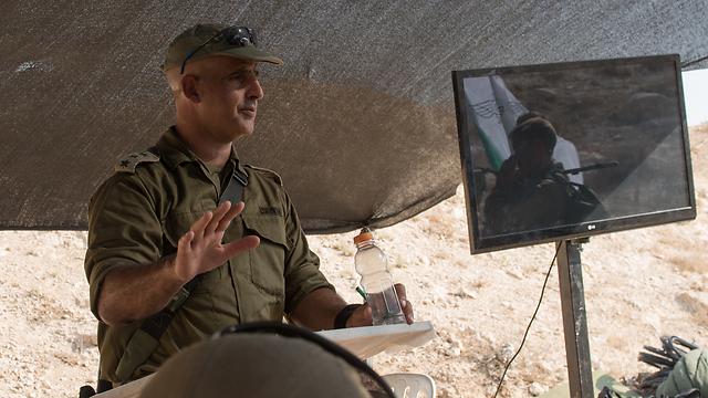 Col. Amos Hacohen (Photo: IDF Spokesperson's Unit) (Photo: IDF Spokesperson's Unit)