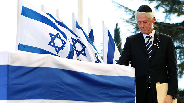 Former US President Bill Clinton (Photo: AFP)