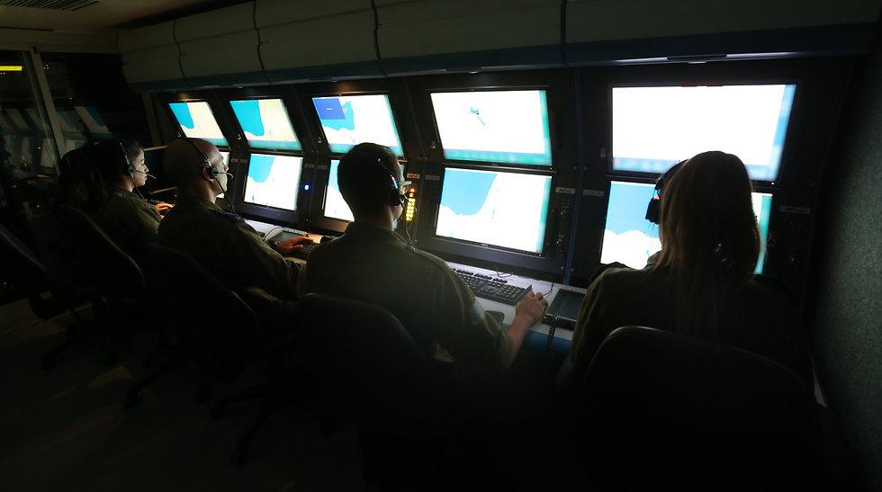 Iron Dome's Battle Management & Weapon Control. (Photo: Gadi Kabalo)