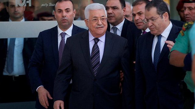 Mahmoud Abbas (Photo: Reuters) (Photo: Reuters)