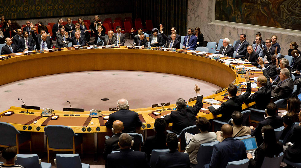UN Security Council (Photo: AFP) (Photo: AFP)