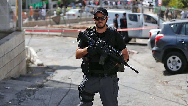 Security stand by following shooting attack (Photo: AFP) (Photo: AFP)