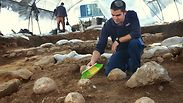 Remains of Roman conquer uncovered in Jerusalem