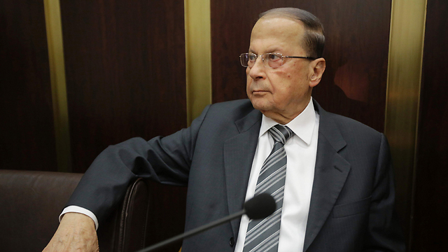 Michel Aoun (Photo: AFP)