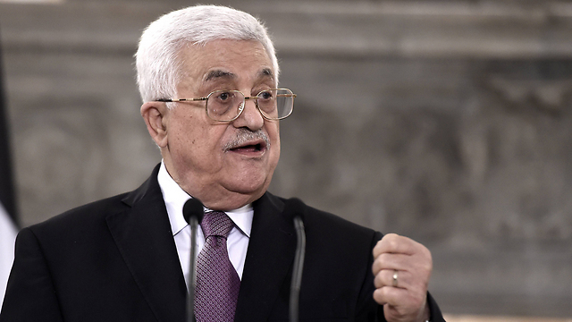 Palestinian Authority President Mahmoud Abbas (Photo: AFP)