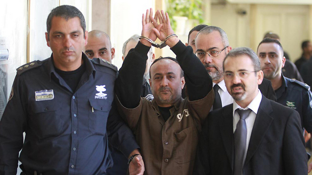 Barghouti explains hunger strike in New York Times Op-ed